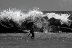 Venice Beach, CA (rdborden1) Tags: venice swimming venicebeach breakers