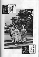 Kamogawa Odori 1961 021 (cdowney086) Tags: vintage maiko  1960s pontocho onoe  kamogawaodori