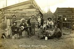 "Stevens Minstrels - An Integrated ""Hillbilly"" Band probably 1900 [1354x895] #HistoryPorn #history #retro http://ift.tt/1TWJR7h (Histolines) Tags: history stevens band an retro 1900 timeline hillbilly probably integrated minstrels vinatage historyporn histolines 1354x895 httpifttt1twjr7h"