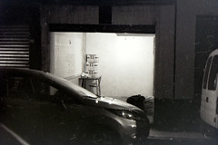 02. Estraperlo (Rubn T.F.) Tags: granada street garage urban city night