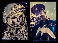 _Q9A2844 (gaujourfrancoise) Tags: russia moscow paintings posters russie peintures moscou gagarin affiches cosmonautmuseum publicnotices gagarine gaujour musedescosmonautes