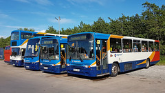 Stepping In To The 21st Century! (Richie B.) Tags: volvo north lancashire cumbria and alexander stagecoach jonckheere b10 lillyhall m459vcw p219hbd s665sdt