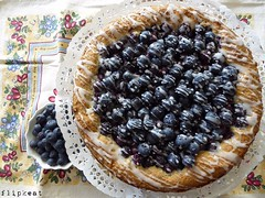 Blueberry Kisses (flipkeat) Tags: food cooking cake dessert baking awesome seed delicious foodporn poppy brunch nyt mouthwatering blurberry