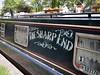 The Sharp End (Dahrth) Tags: london houseboat londres péniche littlevenice microfourthirds panasoniclumixgf1 lumix20mm 20mmpancake gf120 lumixmicroquatretiers lumixμ43