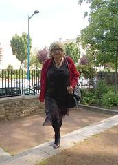 2016 - 06 - 08 - Karoll  - 009 (Karoll le bihan) Tags: feminine femme lingerie crossdressing tgirl transgender transvestite stocking bas pantyhose crossdress stilettos travestis feminization travesti travestie escarpins fminisation travestisme travestissement