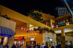 Mercado Food Court at Petco Park at Night - San Diego CA (mbell1975) Tags: california park ca food usa field night america court major us san unitedstates sandiego baseball stadium diego calif arena mercado cal american league petco mlb majorleague