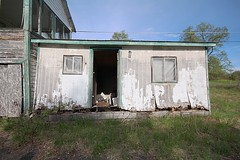 Camp Wade (EsseXploreR) Tags: new york camp ny abandoned wade abandonednj