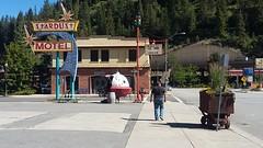 Stardust Motel sign, Wallace, Idaho (David A's Photos) Tags: sign motel idaho wallace stardust