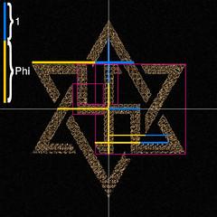 raelian symbol golden ratio (synartisis) Tags: golden phi symbol swastika number 1618 rael ratio raelian