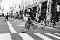 Shinjuku, Tokyo (fabiolug) Tags: street leica people blackandwhite bw woman film japan japanese tokyo blackwhite shinjuku asia crossing kodak 28mm trix wide streetphotography rangefinder wideangle kodaktrix mp trix400 filmphotography kodaktrix400 elmarit leicamp elmarit28mm leicaelmarit28mmf28asph elmarit28mmf28asph leicaelmarit leicaelmarit28mm believeinfilm