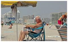 Wildwood New Jersey (Sylvie Poitevin Photography) Tags: vintage midcentury newjersey wildwood wildwoodcrest beachumbrella