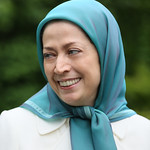 Maryam Rajavi at Flower Festival thumbnail