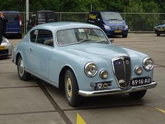 1955 Lancia Aurelia GT (harry_nl) Tags: netherlands nederland xxl aurelia lancia 2016 carscoffee autovisie 8916au sidecode2
