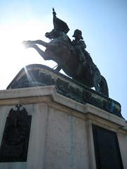 Equestrian State of Archduke Charles (Wiebke) Tags: vienna wien sterreich austria europe hofburg hofburgpalace statue equestrianstatue