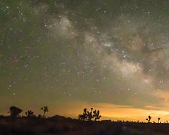 New Moon June 2016 #11 (MarcCooper_1950) Tags: sky skyscape stars landscape outside outdoors nikon scenery moody desert dramatic astrophotography nightsky hdr lightroom milkyway starlight longeposure d810 desertnight marccooper aurorahdr