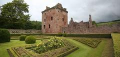 Edzell Castle (41) (arjayempee) Tags: edzellcastle angus forfarshire scotland castle towerhouse mounthpasses glenesk northesk lindsayofedzell earlofcrawford edzellcastlegardens stirlingofglenesk baronyofglenesk fortress courtyardcastle av6a546263stitch