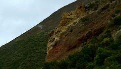On the volcano - The island Vulcano (11)- Iron and suphur rocks (breboen) Tags: island volcano smoke sulphur fumarole