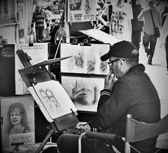 portraits (Mango*Photography) Tags: street travel venice people white black travelling interesting photoraphy emotional giulia bergonzoni