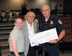 "Euless Police Fund Donation • <a style=""font-size:0.8em;"" href=""http://www.flickr.com/photos/136270263@N03/27706061176/"" target=""_blank"">View on Flickr</a>"