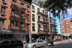 E9thSt (54) (ShellyS) Tags: nyc newyorkcity manhattan eastvillage buildings streeets