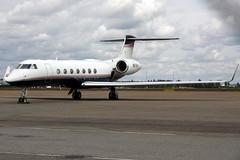 AIR 7 LLC N575PX, OSL ENGM Gardermoen (Inger Bjrndal Foss) Tags: n575px gulftream aerospace g550 osl engm norway gardermoen