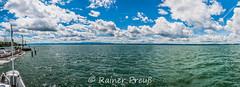 Bodensee Panorama (Rainer Preu) Tags: nikon nikonshooters d300 deutschland digital bodensee natur naturephotography nature panorama meersburg wasser water lake lakescape badenwuerttemberg germany