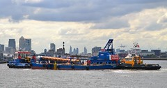 Forth Trojan (50) @ KGV 21-06-16 (AJBC_1) Tags: uk england london boat ship unitedkingdom vessel docklands tugboat tug riverthames londoncityairport cityskyline eastlondon gallionsreach londonskyline nikond3200 northwoolwich newham citybuilding royaldocks multicat londonboroughofnewham cranebarge kinggeorgevdock marineengineering multipurposevessel kgvdock fortholympian swalshsonsltd forthtrojan dlrblog londonsroyaldocks ajc swsbreda briggsmarineandenvironmentalservices