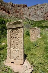 Noravank - Armenia (Agnieszka Eile) Tags: caucasus southcaucasus armenia noravank monastery church religion orthodox khachkar