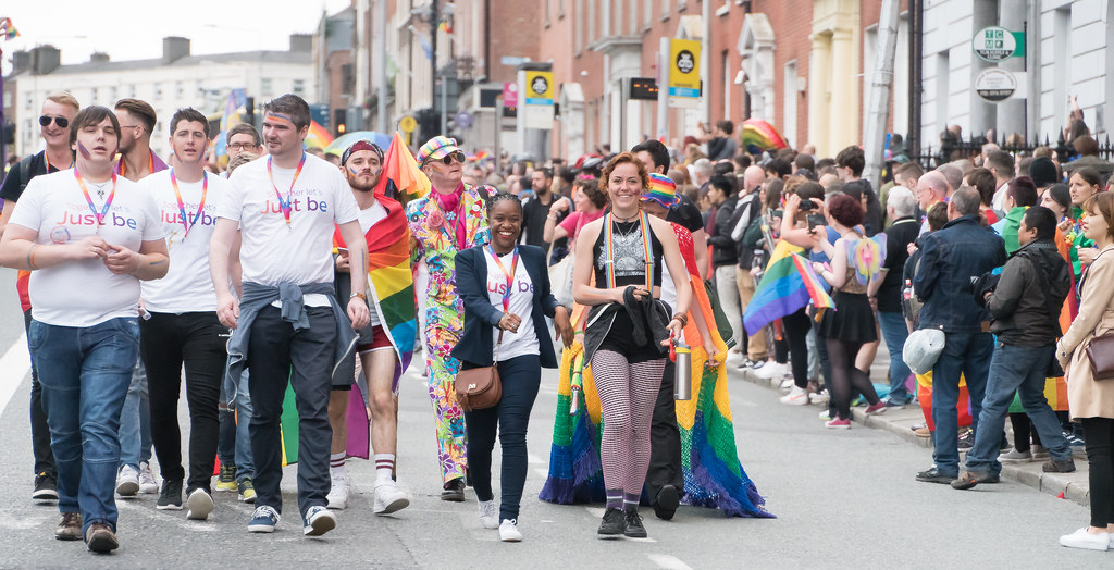 PRIDE PARADE AND FESTIVAL [DUBLIN 2016]-118112