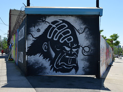 Welling Court Mural Project (Eddie C3) Tags: newyorkcity streetart urbanart astoriaqueens wellingcourtmuralproject