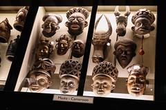 QF4C7690 (leslilundgren) Tags: museum mask masks cameroon pittriversmuseum cameroonmasks