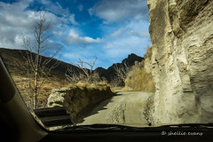 Skippers Road and Canyon, Queenstown (flyingkiwigirl) Tags: road river gold long canyon historic queenstown gully skippers shotover