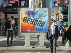 Star Trek Beyond Poster Billboard Phone Booth AD 1924 (Brechtbug) Tags: show street new york city nyc fiction film television st trek booth movie poster star tv jj theater phone mr theatre manhattan district space rip ad broadway science billboard midtown sidewalk ave captain spock scifi series beyond anton 1960s avenue abrams 7th futuristic kirk 32nd 2016 standee standees yelchin 06292016