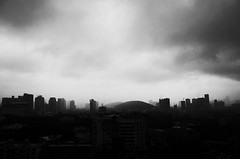 (dadou~) Tags: wuhan chine china ciel sky pluie rain nuages clouds ricohgr