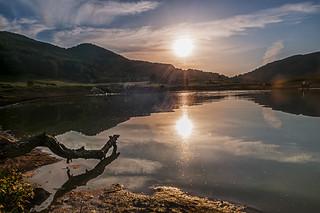 Lago Del Campo.