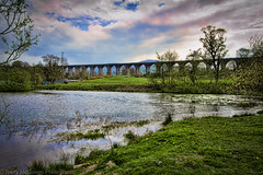 Craigmore Viaduct, County Armagh (bazmcq) Tags: uk bridge ireland landscape viaduct northernireland northern ulster armagh icapture bessbrook craigmore countyarmagh flickraward northernirelandphotography