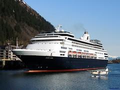 M/S Statendam (B737Seattle) Tags: cruise america plane airplane boat ship vessel line ms float luxury seaplane liner holand statendam