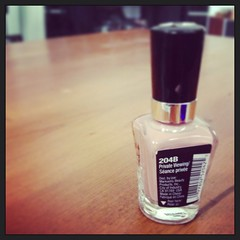 5-8-2013 (Danube66) Tags: closeup square nail polish format 4s iphone amaro project365 shuttersisters iphoneography may2013 instagram uploaded:by=flickrmobile flickriosapp:filter=nofilter
