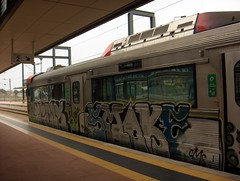 (*mar*) Tags: streetart art train graffiti urbanart trainspotting oldpics 2007 comboio
