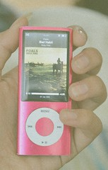 Bad Habit (antidotess) Tags: music me nikon ipod badhabit foals holyfire nikond5100