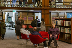 Library opening night (4737 Carlin) Tags: building public liverpool 50mm book library libraries books read architect ef50mmf18ii centrallibrary williambrown pictonreadingroom williambrownstreet primelense liverpoolcentrallibrary hornbylibrary corneliussherlock canonprimelense