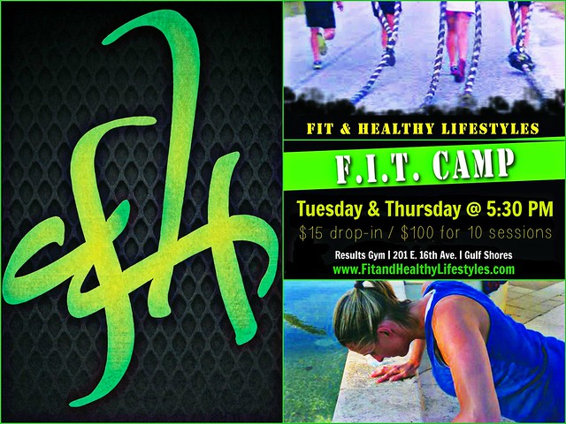 F.I.T. Camp Flyer