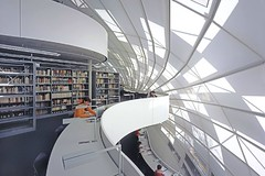 Philological Library of the Free University, Berlin, Germany_ (Iris Speed Reading) Tags: world latinamerica southamerica beautiful us amazing cool asia europe top library libraries united most states coolest inspiring speedreading
