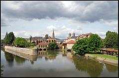 Metz - Moselle (mhobl) Tags: france frankreich stadt lorraine metz mosel moselle flus lothringen abigfave