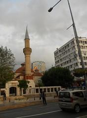Antalya Colours - A Walk through the Old Town (Pushapoze (nmp)) Tags: minaret türkiye mosque antalya