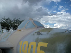 "MiG-17F (5) • <a style=""font-size:0.8em;"" href=""http://www.flickr.com/photos/81723459@N04/9445752318/"" target=""_blank"">View on Flickr</a>"