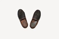 slippers (Leeber) Tags: old footwear slippers