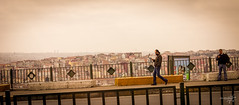 Above Istanbul (dirk kirchner [www.unforgiven-art.de]) Tags: street city holiday turkey europa istanbul türkei tr walkingmen pentaxk200d dirkkirchner exposureunforgivenartde
