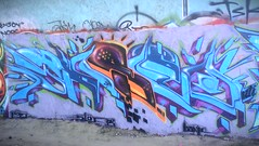(SPEAR1X) Tags: street art wall graffiti graf socal spraypaint slot bamc flickrandroidapp:filter=none