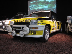 "Renault 5 Turbo ""Tour de Corse"" (v8dub) Tags: auto old france classic car museum frankreich automobile 5 cit rally voiture muse renault turbo alsace oldtimer oldcar oldcars elsass rallye collector mulhouse youngtimer wagen pkw klassik"